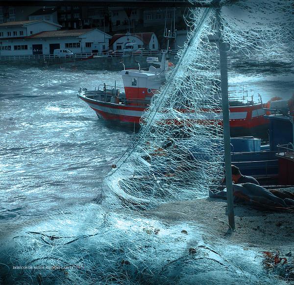 Alfonso Garcia - Hombres de Mar