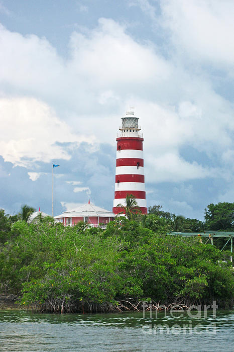 Bob and Nancy Kendrick - Hopetown Lighthouse