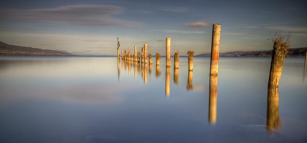 Horizon Print by Philippe Saire - Photography