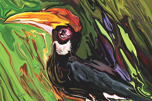 Rabi Khan - Hornbill