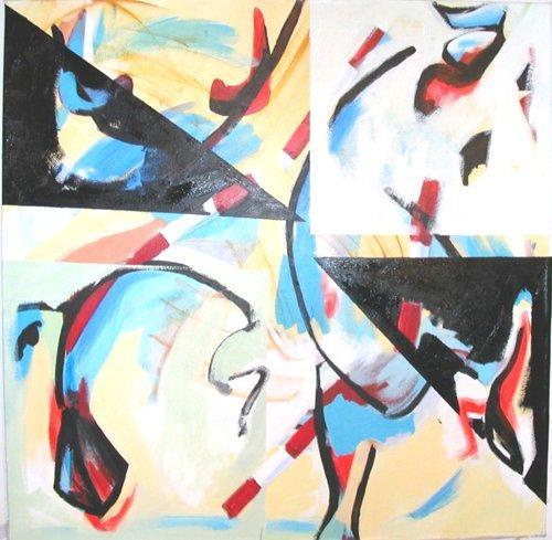 Sue Karnet - Horse