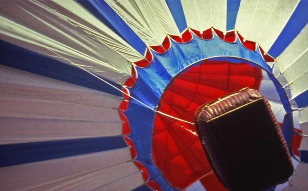 Hot Air Balloon - 1 Print by Randy Muir