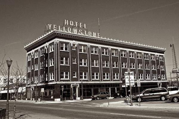 Eric Tressler - Hotel Yellowstone