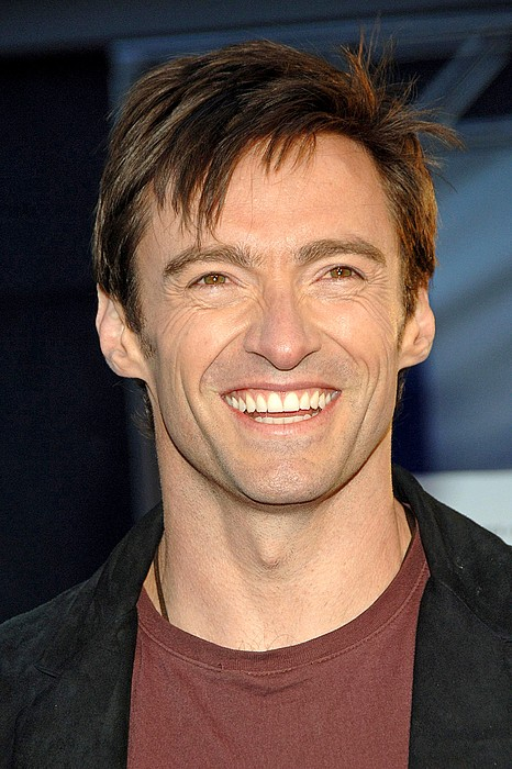 Hugh Jackman At Arrivals For Flushed Print by Everett
