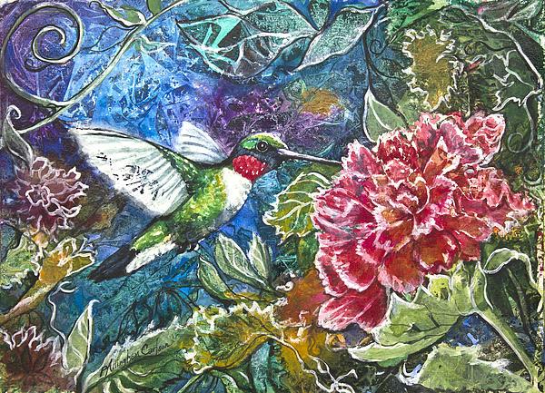 Patricia Allingham Carlson - Hummingbird