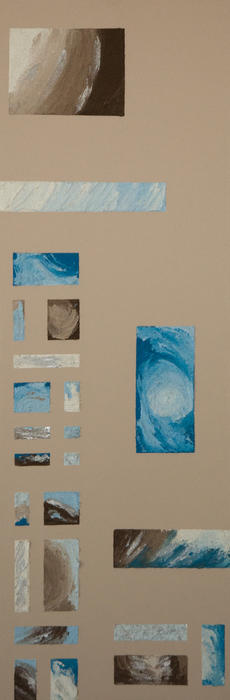 Hurricane 1 Print by Alison Quine