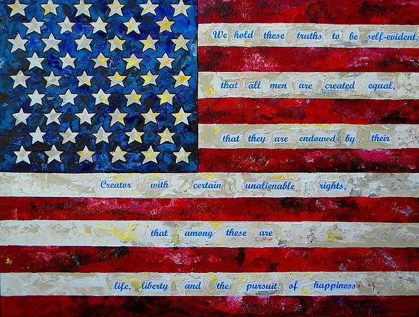 I Believe Print by Patti Schermerhorn