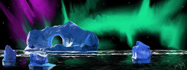 Daniel Mowry - Ice Lights