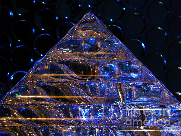 Mark Holbrook - Ice Pyramid