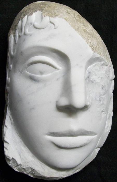 Idol Of Cydonia Print by Marino Ceccarelli Sculptor