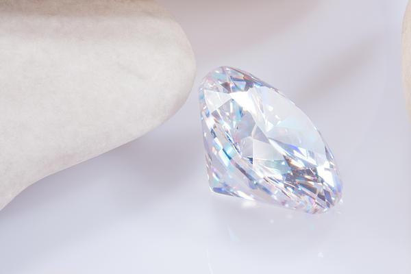 Illuminate Diamond Print by Atiketta Sangasaeng
