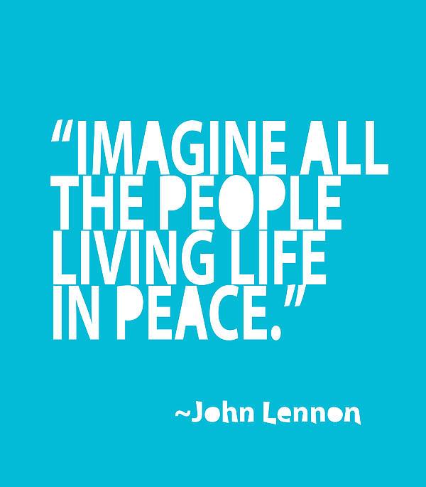 Cindy Greenbean - Imagine in Blue
