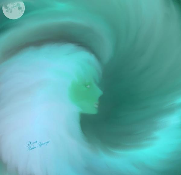 In The Arms Of An Angel Digital Art