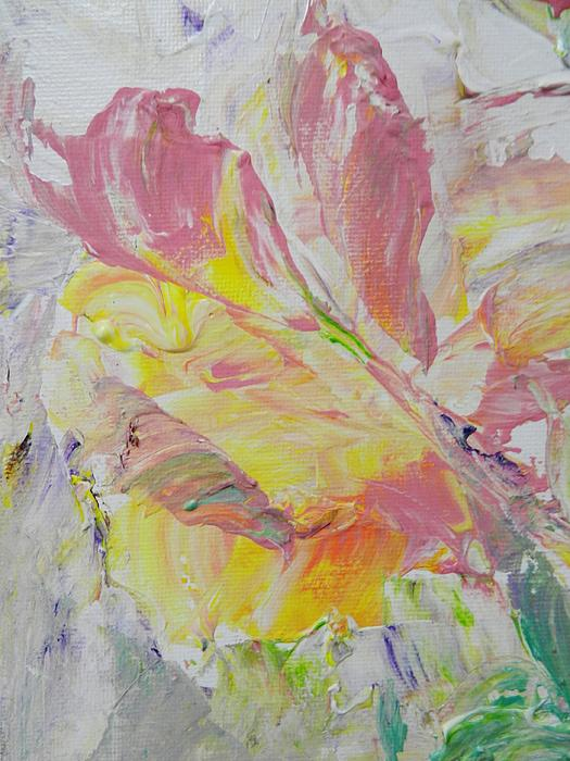 Marina R Vladis - In The Face of  the Flower