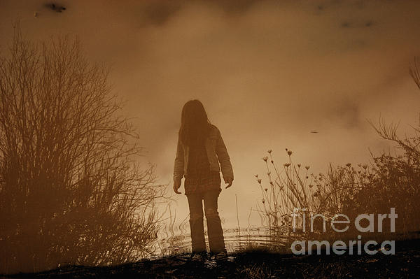 In The Midst Of Night Photograph  - In The Midst Of Night Fine Art Print