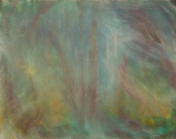 In The Mist Print by Jon D Gemma