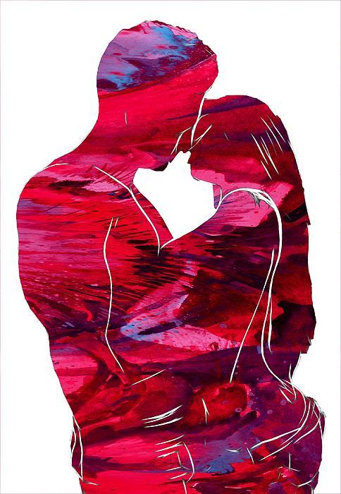 In Your Head Print by Stefan Kuhn