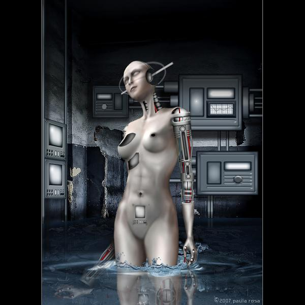 Inconsistencies of Desire Digital Art by Paula Rosa ...