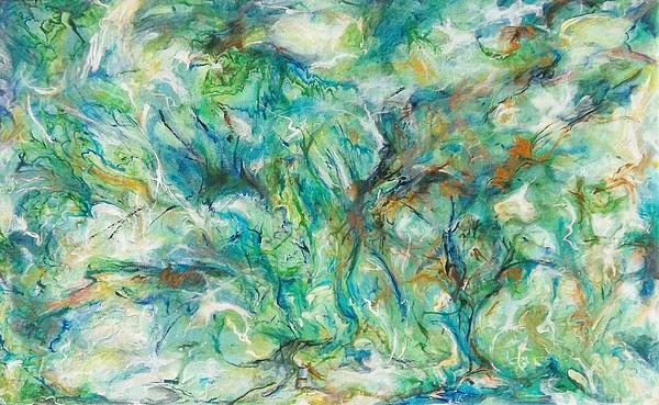Incursion Print by Hatin Josee