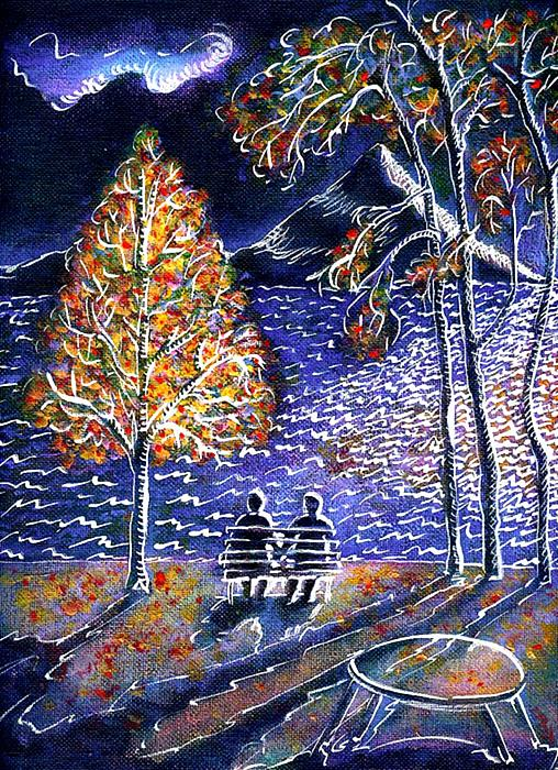 Ion vincent DAnu - Indian Summer in Magog Qc