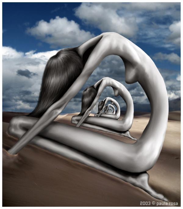 Paula Rosa - Inner Dynamics