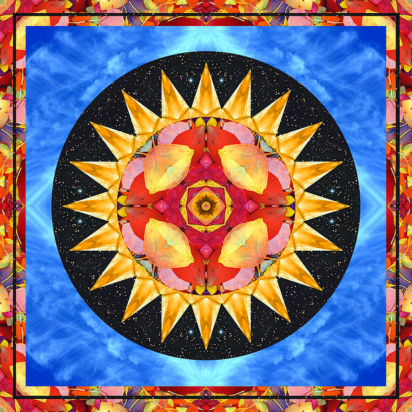 Inner Sun Print by Bell And Todd