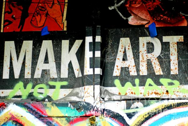 Inspirational Graffiti Art For The Home Photograph  - Inspirational Graffiti Art For The Home Fine Art Print