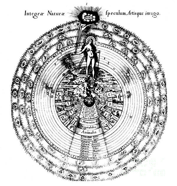 Integrae Naturae, 17th Century Print by Science Source