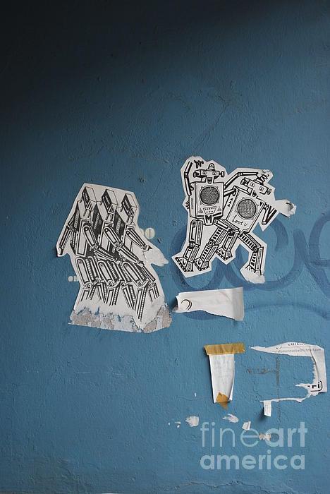 International Robots Print by Jen Bodendorfer