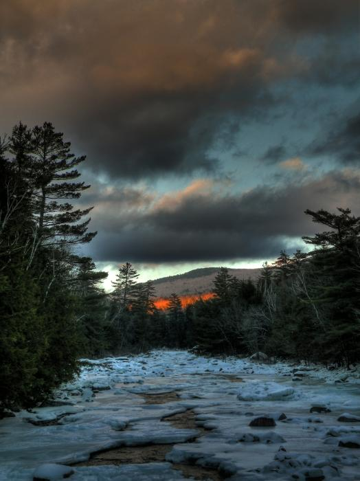 Into The Pemigewasset Wilderness Photograph  - Into The Pemigewasset Wilderness Fine Art Print