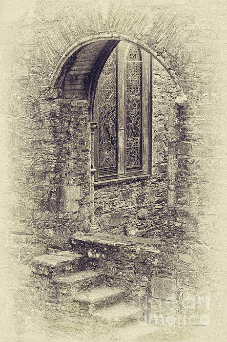 Cheryl Davis - Ireland Church Window