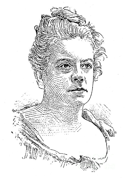 Isabel Florence Hapgood Print by Granger