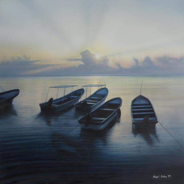 Angel Ortiz - Isla Mujeres