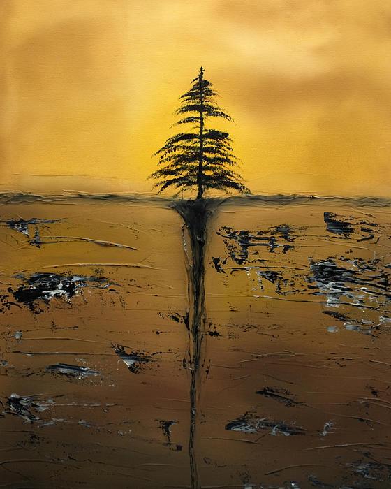 Isolation Print by Rob Tullis