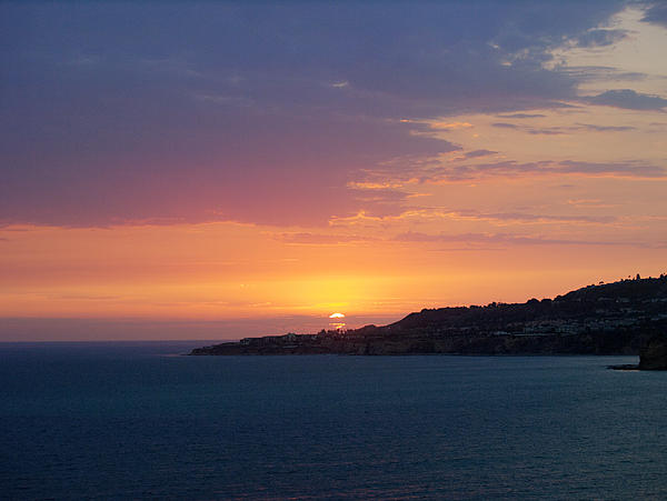 Joe Schofield - It Was a New Day Yesterday - Palos Verdes CA sunset
