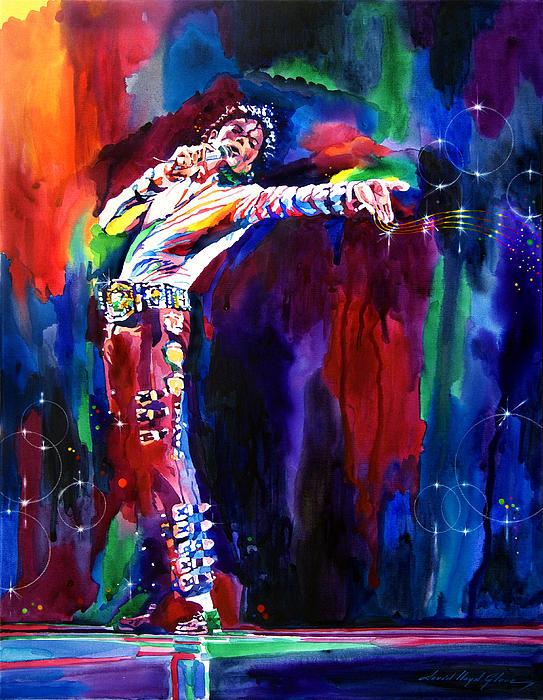 David Lloyd Glover - Jackson Magic
