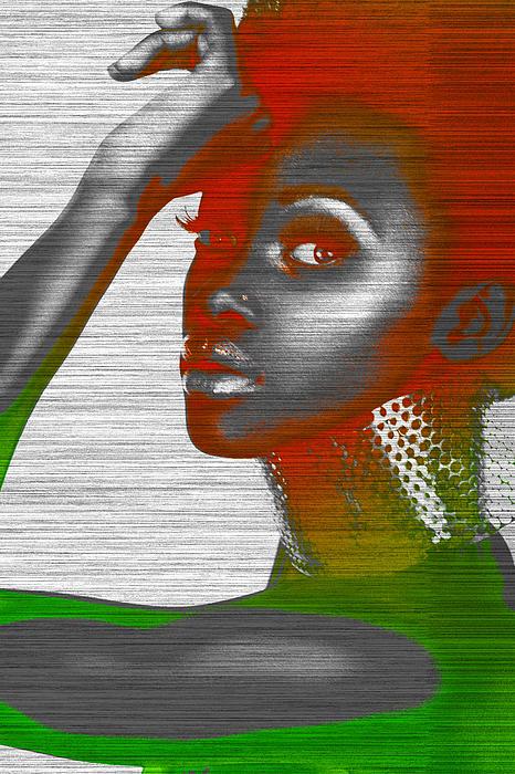 Jada Print by Naxart Studio