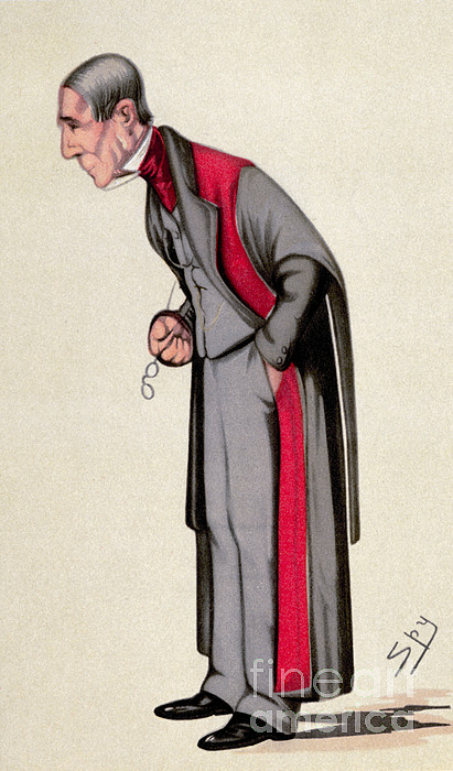 James Paget, English Surgeon Print by Science Source