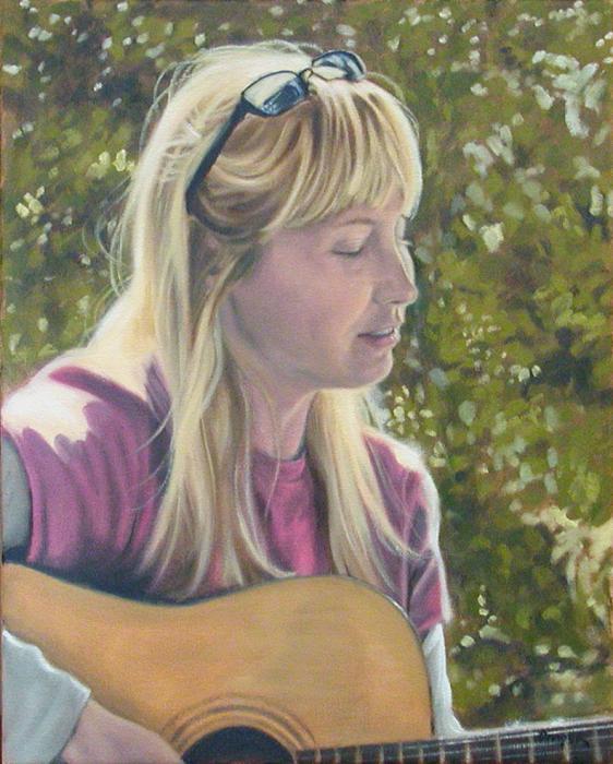 Todd Cooper - Janine singing
