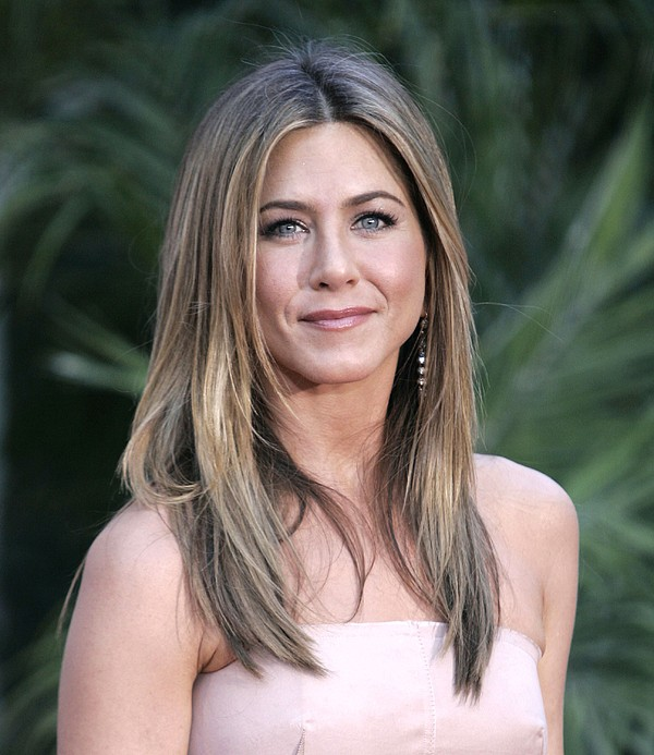 Jennifer Aniston At Arrivals For The Print by Everett