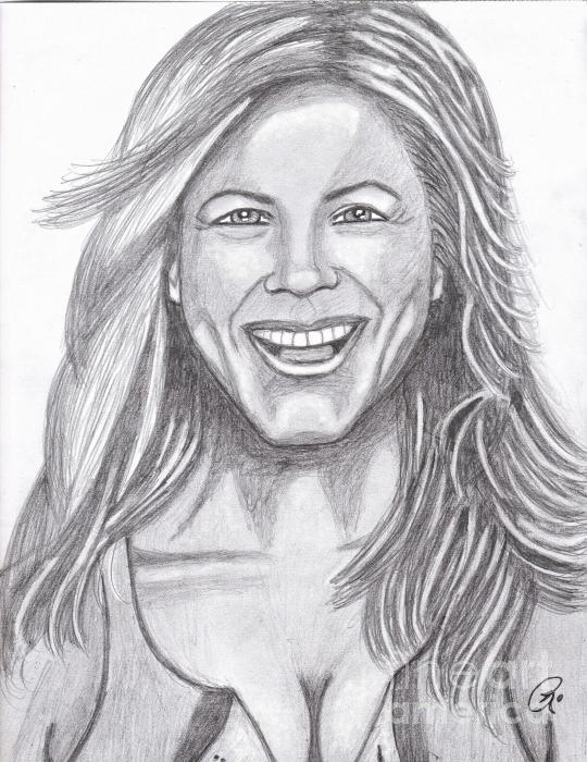 laughing face drawing - photo #24