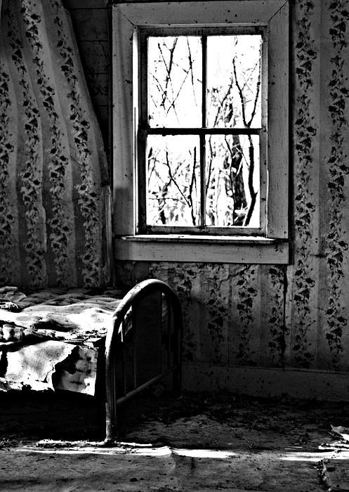 Jennys Room Print by Jerry Cordeiro