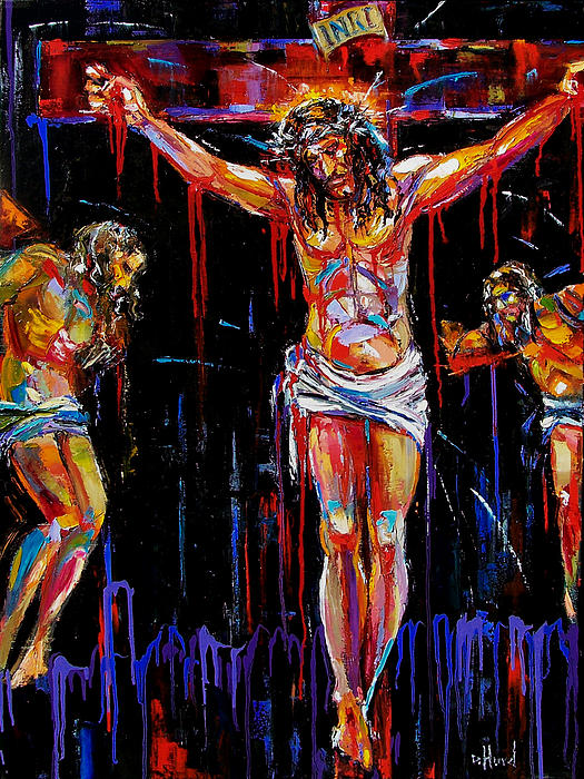 Jesus Of Nazareth Painting  - Jesus Of Nazareth Fine Art Print