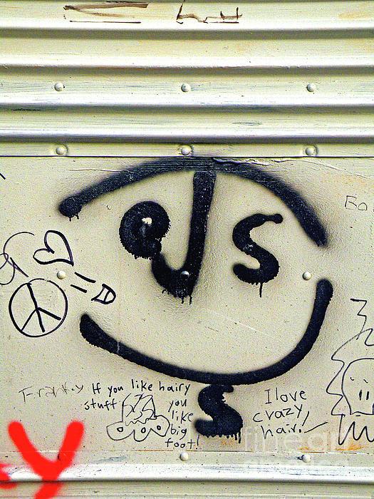 Jesus On The Bus Print by Joe Jake Pratt