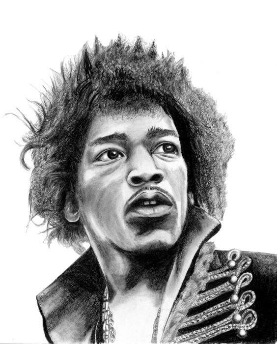 Jimi Hendrix - Wallpaper Gallery