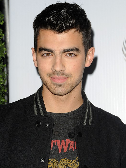 Joe Jonas In Attendance For The 7th Print by Everett