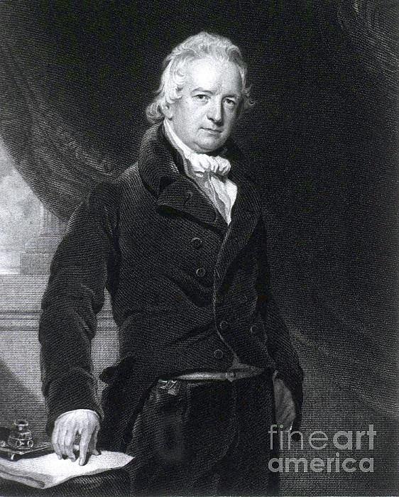 John Abernethy, English Surgeon Print by Science Source
