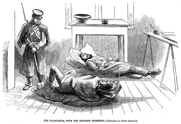 John Browns Raid, 1859 Print by Granger