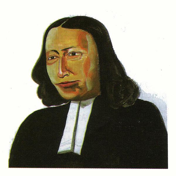 John Wesley Print by Emmanuel Baliyanga