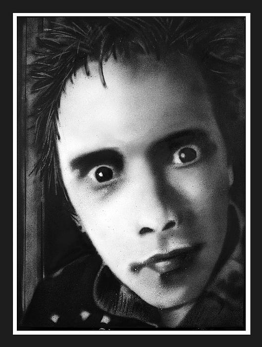 Jeff  Evans - Johnny Rotten